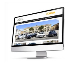 Restyling sito internet: NCC e Taxi