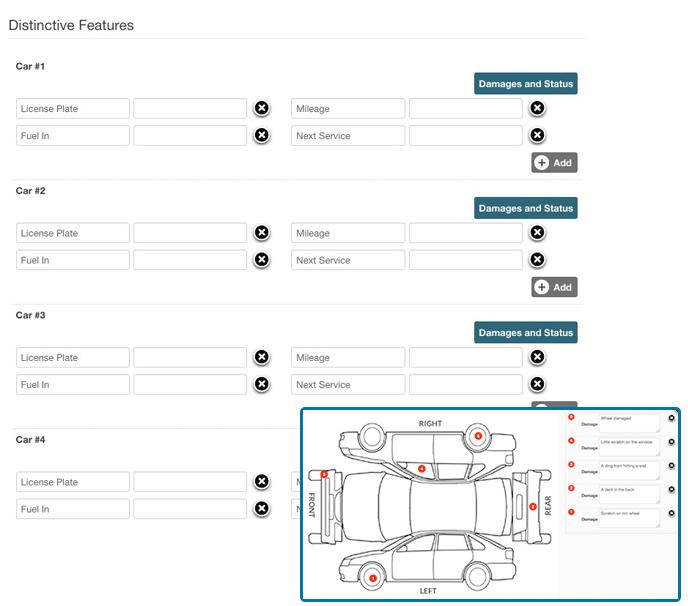 sistema Noleggio Auto e booking engine autonoleggio 44